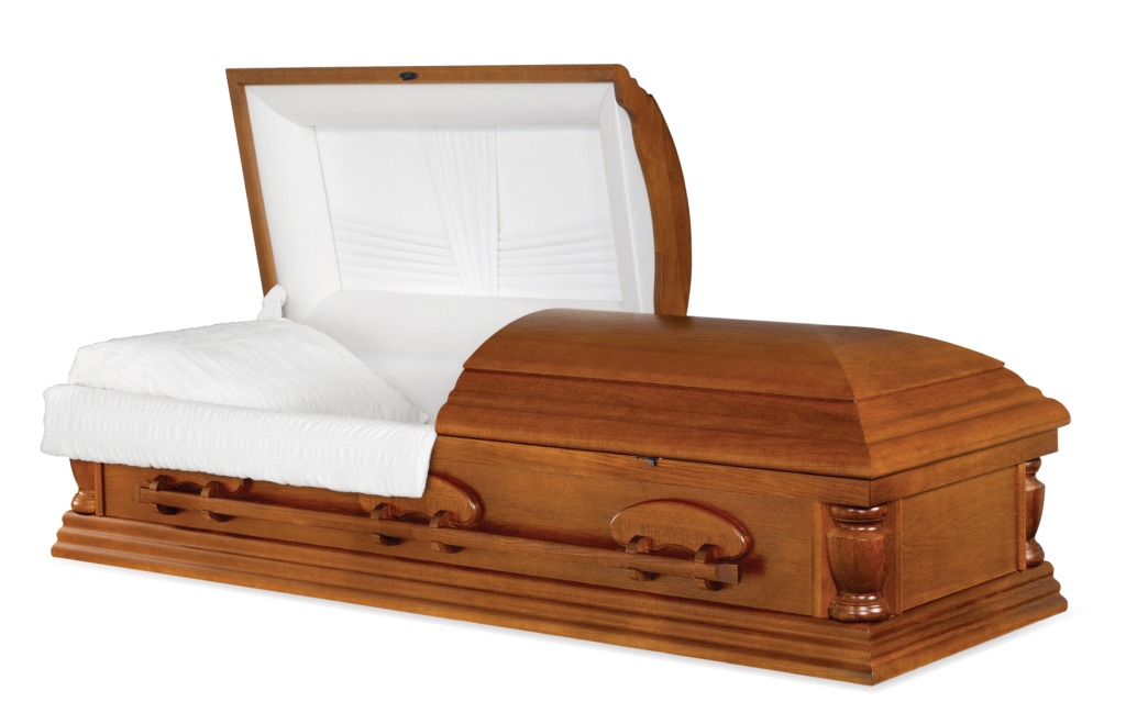 Caswell Cremation Casket