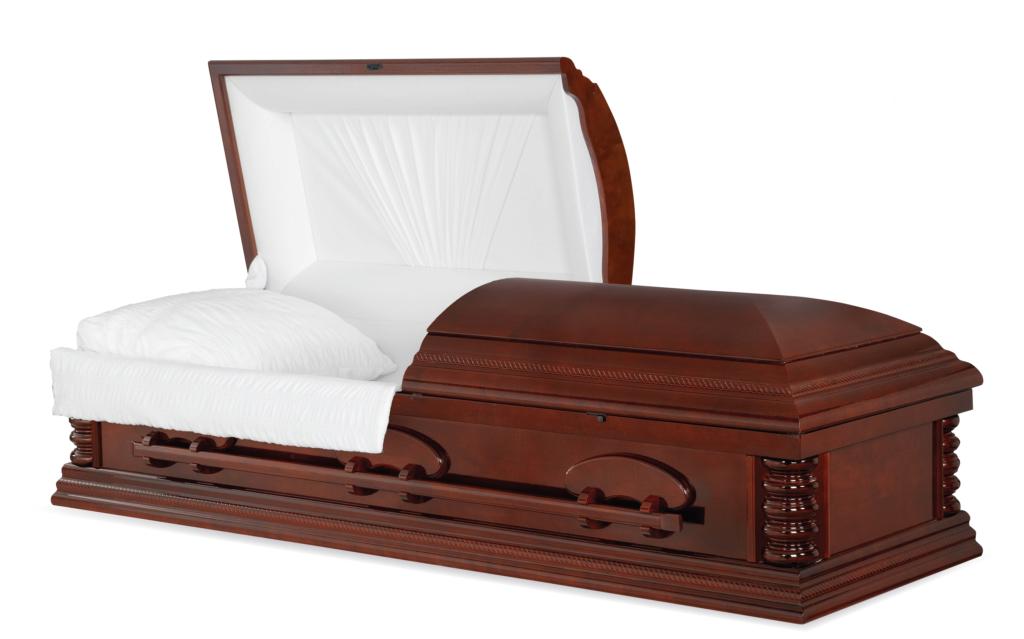 York Cremation Casket