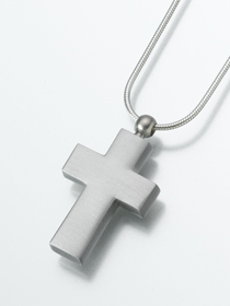 Pewter Cremation Cross