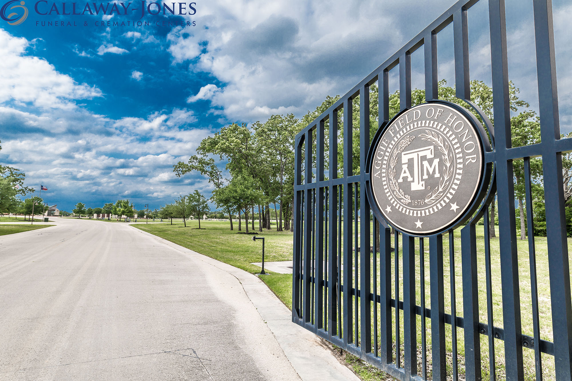 Aggie Field of Honor Gate